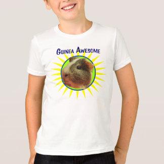 T-shirt Le cobaye badine la chemise - Guinée