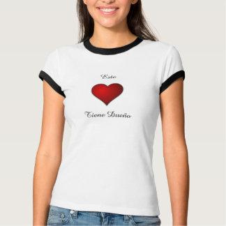 T-shirt Le Coeur