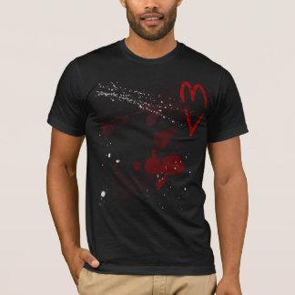 """T-shirt """"Le coeur : Chemise de triptyque"""" (hommes)"""