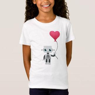T-Shirt le coeur du robot