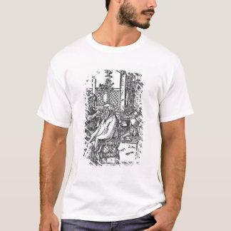 T-shirt Le coiffeur