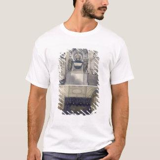 """T-shirt Le coin des poètes, plat F de """"Abbaye de"""