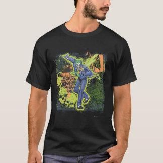 T-shirt Le collage de joker