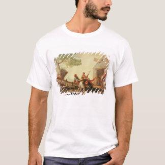 T-shirt Le combat chez le Venta Nueva, 1777