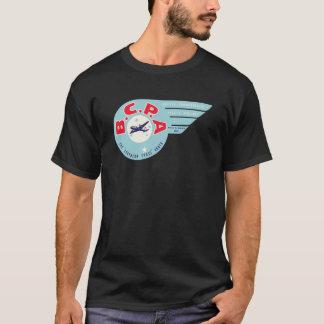 T-shirt Le Commonwealth britannique vintage Pacific