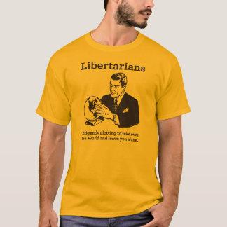 T-shirt Le complot libertaire