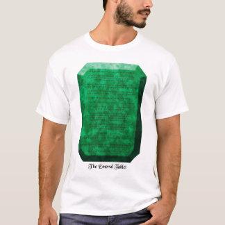 T-shirt Le comprimé vert