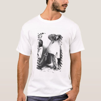 T-shirt Le compte Villaflor indiquant l'empereur Brésil de