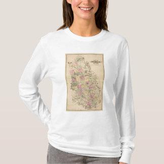 T-shirt Le comté de Franklin, Maine
