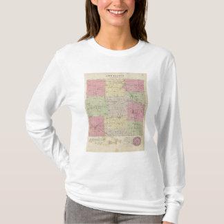 T-shirt Le comté de Linn, le Kansas