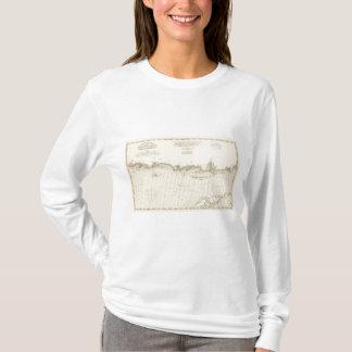 T-shirt Le comté de Middlesex le Connecticut