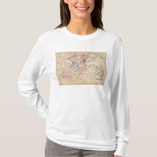 T-shirt Le comté de Middlesex, NJ