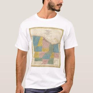 T-shirt Le comté de Monroe