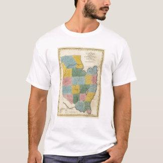 T-shirt Le comté de Saratoga