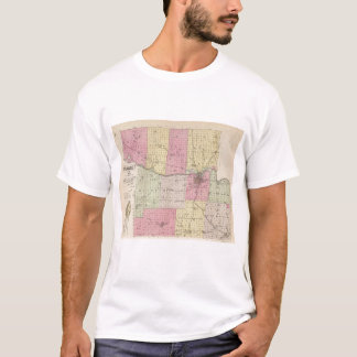 T-shirt Le comté de Shawnee, le Kansas