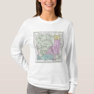 T-shirt Le comté de Sonoma, la Californie