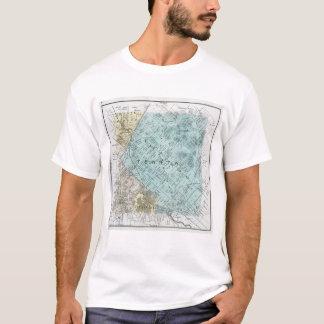 T-shirt Le comté de Sonoma, la Californie 13