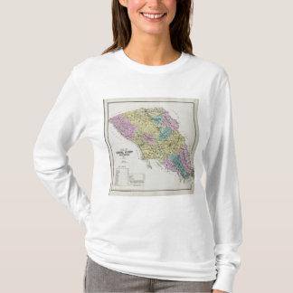 T-shirt Le comté de Sonoma, la Californie 18