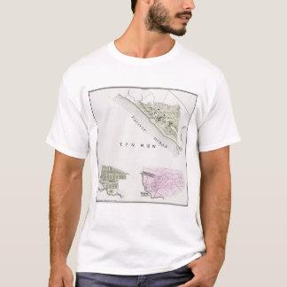 T-shirt Le comté de Sonoma, la Californie 28
