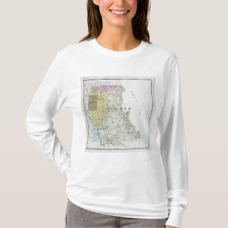 T-shirt Le comté de Sonoma, la Californie 30