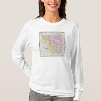 T-shirt Le comté de Sonoma, la Californie 34