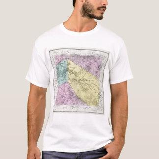 T-shirt Le comté de Sonoma, la Californie 4
