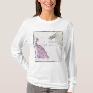 T-shirt Le comté de Sonoma, la Californie 6
