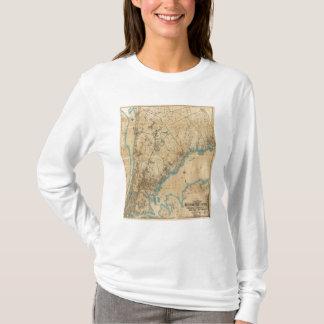 T-shirt Le comté de Westchester, New York 2