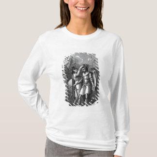 T-shirt Le comte du roi choisi par Richmond