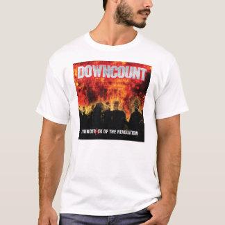 T-shirt Le contrôle des armes de DOWNCOUNT est une chemise