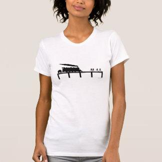 T-shirt Le corps