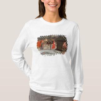 T-shirt Le cortège de mariage