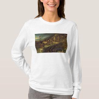 T-shirt Le cortège du linceul saint