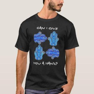 T-shirt Le coup de main