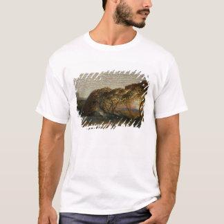 T-shirt Le courant ombragé