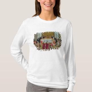 T-shirt Le couronnement