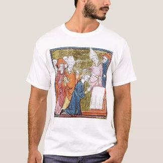 T-shirt Le couronnement de l'empereur Charlemagne