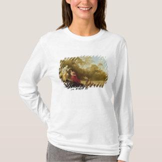 T-shirt Le couronnement de Mirtillo