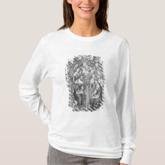 T-shirt Le couronnement de Richard II