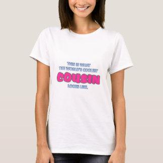 T-shirt Le cousin le plus frais