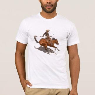 T-shirt Le cowboy
