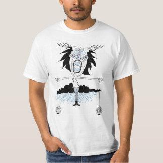 T-shirt Le cri