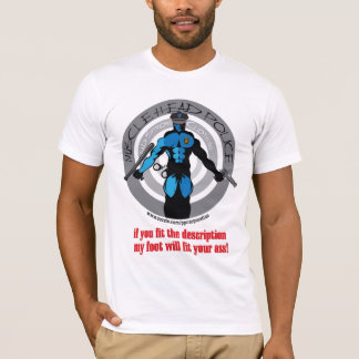 T-shirt Le crime ne paie pas !