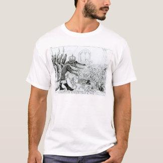 T-shirt Le crocodile corse