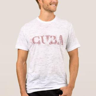 """T-SHIRT LE CUBA """" 1958"""" PIÈCES EN T"""