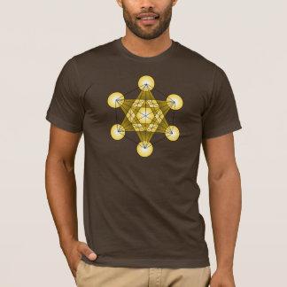 T-shirt Le cube de Metatron