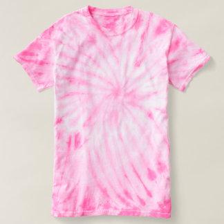 T-shirt Le cyclone des femmes teignent en nouant le