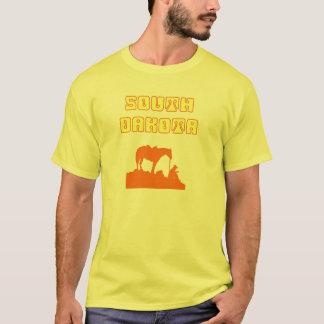 T-shirt le Dakota du Sud