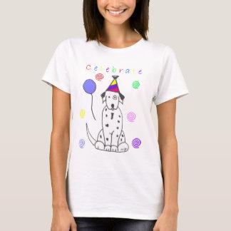 T-shirt Le Dalmate célèbrent