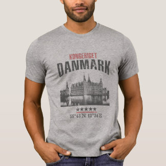 T-shirt Le Danemark